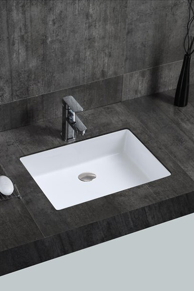 Porcelain Undermount Sinks